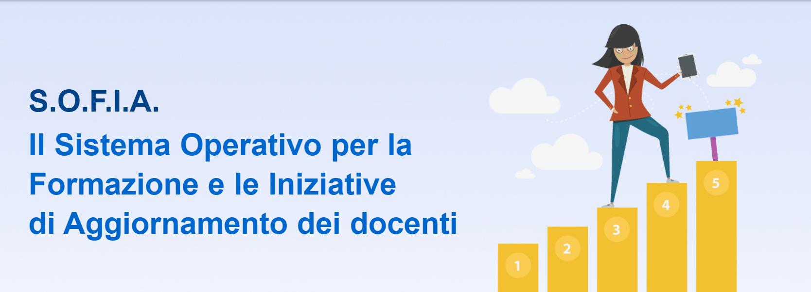FORMAZIONE OBBLIGATORIA DOCENTI, PIATTAFORMA DIGITALE S.O.F.I.A.