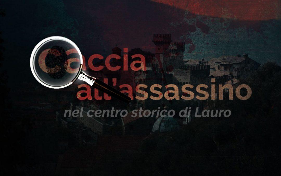 Caccia all'assassino nel borgo di Lauro